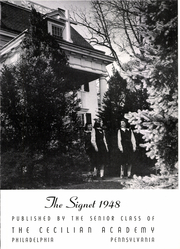 Page 5, 1948 Edition, Cecilian Academy - Signet Yearbook (Philadelphia, PA) online yearbook collection