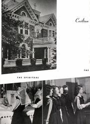 Page 8, 1948 Edition, Cecilian Academy - Signet Yearbook (Philadelphia, PA) online yearbook collection