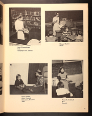 Page 7, 1975 Edition, Kraybill Mennonite School - Summit Yearbook (Mount Joy, PA) online yearbook collection