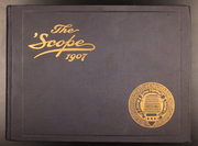 Page 1, 1907 Edition, University of Pennsylvania School of Medicine - Scope Yearbook (Philadelphia, PA) online yearbook collection
