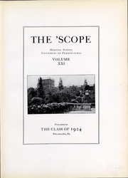 Page 5, 1924 Edition, University of Pennsylvania School of Medicine - Scope Yearbook (Philadelphia, PA) online yearbook collection