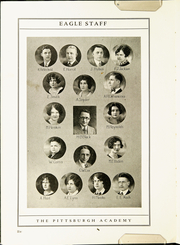 Page 10, 1926 Edition, The Pittsburgh Academy - Eagle Yearbook (Pittsburgh, PA) online yearbook collection