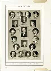 Page 12, 1926 Edition, The Pittsburgh Academy - Eagle Yearbook (Pittsburgh, PA) online yearbook collection