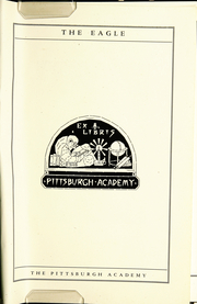 Page 5, 1926 Edition, The Pittsburgh Academy - Eagle Yearbook (Pittsburgh, PA) online yearbook collection