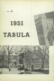 Page 6, 1951 Edition, Episcopal Academy - Tabula Yearbook (Newtown Square, PA) online yearbook collection