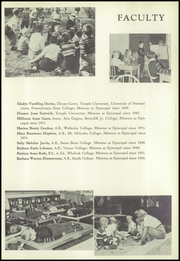 Page 11, 1952 Edition, Episcopal Academy - Tabula Yearbook (Newtown Square, PA) online yearbook collection