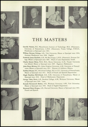 Page 17, 1952 Edition, Episcopal Academy - Tabula Yearbook (Newtown Square, PA) online yearbook collection