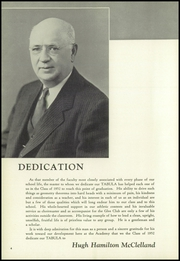 Page 8, 1952 Edition, Episcopal Academy - Tabula Yearbook (Newtown Square, PA) online yearbook collection