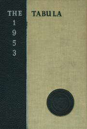 Page 1, 1953 Edition, Episcopal Academy - Tabula Yearbook (Newtown Square, PA) online yearbook collection