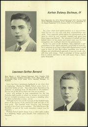 Page 14, 1953 Edition, Episcopal Academy - Tabula Yearbook (Newtown Square, PA) online yearbook collection