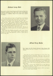 Page 15, 1953 Edition, Episcopal Academy - Tabula Yearbook (Newtown Square, PA) online yearbook collection