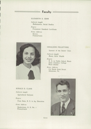 Page 11, 1948 Edition, Bridgeton Nockamixon High School - Ntschutti Yearbook (Revere, PA) online yearbook collection