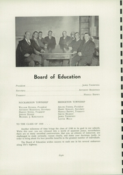 Page 12, 1948 Edition, Bridgeton Nockamixon High School - Ntschutti Yearbook (Revere, PA) online yearbook collection