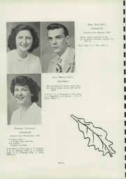 Page 16, 1948 Edition, Bridgeton Nockamixon High School - Ntschutti Yearbook (Revere, PA) online yearbook collection