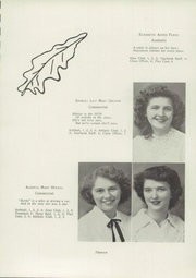 Page 17, 1948 Edition, Bridgeton Nockamixon High School - Ntschutti Yearbook (Revere, PA) online yearbook collection