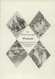 Page 5, 1948 Edition, Bridgeton Nockamixon High School - Ntschutti Yearbook (Revere, PA) online yearbook collection