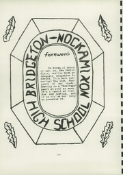 Page 6, 1948 Edition, Bridgeton Nockamixon High School - Ntschutti Yearbook (Revere, PA) online yearbook collection
