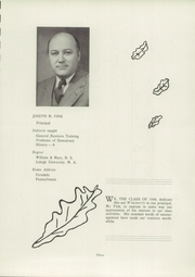 Page 7, 1948 Edition, Bridgeton Nockamixon High School - Ntschutti Yearbook (Revere, PA) online yearbook collection