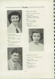 Page 8, 1948 Edition, Bridgeton Nockamixon High School - Ntschutti Yearbook (Revere, PA) online yearbook collection