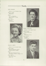 Page 9, 1948 Edition, Bridgeton Nockamixon High School - Ntschutti Yearbook (Revere, PA) online yearbook collection