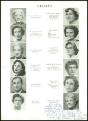 Page 10, 1951 Edition, Grier School - Pineneedle Yearbook (Birmingham, PA) online yearbook collection