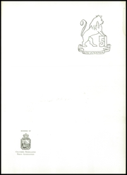 Page 5, 1951 Edition, Grier School - Pineneedle Yearbook (Birmingham, PA) online yearbook collection