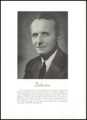 Page 9, 1951 Edition, Grier School - Pineneedle Yearbook (Birmingham, PA) online yearbook collection