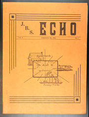 Page 1, 1945 Edition, Johnstown Bible School - Echo Yearbook (Johnstown, PA) online yearbook collection