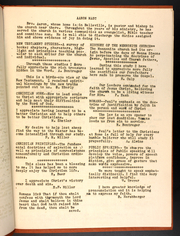 Page 11, 1945 Edition, Johnstown Bible School - Echo Yearbook (Johnstown, PA) online yearbook collection