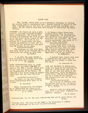 Page 13, 1945 Edition, Johnstown Bible School - Echo Yearbook (Johnstown, PA) online yearbook collection
