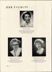 Page 12, 1956 Edition, Easton Hospital School of Nursing - Ligature Yearbook (Easton, PA) online yearbook collection