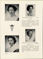 Page 16, 1956 Edition, Easton Hospital School of Nursing - Ligature Yearbook (Easton, PA) online yearbook collection