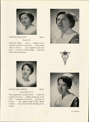 Page 17, 1956 Edition, Easton Hospital School of Nursing - Ligature Yearbook (Easton, PA) online yearbook collection