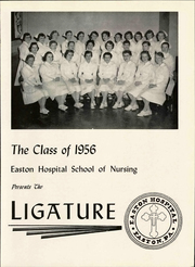 Page 7, 1956 Edition, Easton Hospital School of Nursing - Ligature Yearbook (Easton, PA) online yearbook collection