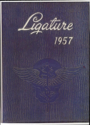 1957 Edition, Easton Hospital School of Nursing - Ligature Yearbook (Easton, PA)