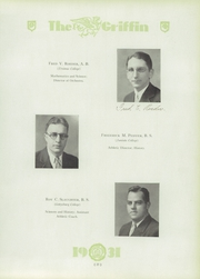 Page 17, 1931 Edition, Perkiomen School - Griffin Yearbook (Pennsburg, PA) online yearbook collection