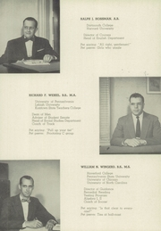 Page 11, 1955 Edition, Perkiomen School - Griffin Yearbook (Pennsburg, PA) online yearbook collection