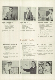Page 12, 1955 Edition, Perkiomen School - Griffin Yearbook (Pennsburg, PA) online yearbook collection