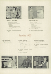 Page 13, 1955 Edition, Perkiomen School - Griffin Yearbook (Pennsburg, PA) online yearbook collection