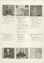 Page 14, 1955 Edition, Perkiomen School - Griffin Yearbook (Pennsburg, PA) online yearbook collection