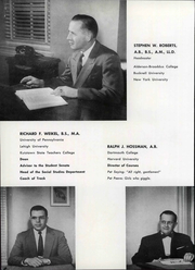 Page 12, 1957 Edition, Perkiomen School - Griffin Yearbook (Pennsburg, PA) online yearbook collection
