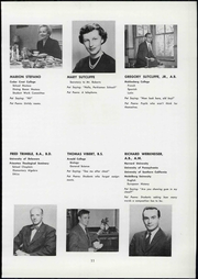 Page 17, 1957 Edition, Perkiomen School - Griffin Yearbook (Pennsburg, PA) online yearbook collection