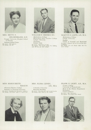 Page 11, 1958 Edition, Perkiomen School - Griffin Yearbook (Pennsburg, PA) online yearbook collection