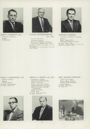 Page 13, 1958 Edition, Perkiomen School - Griffin Yearbook (Pennsburg, PA) online yearbook collection