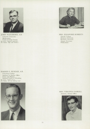 Page 15, 1958 Edition, Perkiomen School - Griffin Yearbook (Pennsburg, PA) online yearbook collection