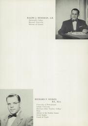 Page 9, 1958 Edition, Perkiomen School - Griffin Yearbook (Pennsburg, PA) online yearbook collection