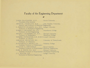 Page 12, 1912 Edition, Drexel Institute Engineering Department - Record Yearbook (Philadelphia, PA) online yearbook collection