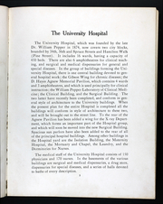 Page 7, 1918 Edition, Hospital of the University of Pennsylvania - Record Yearbook (Philadelphia, PA) online yearbook collection