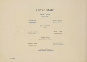 Page 8, 1930 Edition, Hospital of the University of Pennsylvania - Record Yearbook (Philadelphia, PA) online yearbook collection
