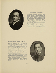 Page 14, 1911 Edition, Albright College - Speculum Yearbook (Reading, PA) online yearbook collection
